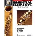 Essential Elements For Band Book 2 Bass Clarinet