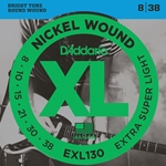 9-42 Extra Super Light Nickel Wound Electric Guitar Strings Set