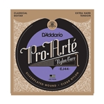 Pro Arte Extra Hard Nylon Classical Guitar Strings Set