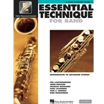 Essential Technique For Band Bass Clarinet