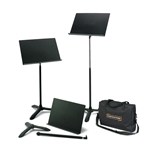 Maestro Portable Classroom/Orchestra Music Stand with Bag