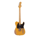V52MR Icon Tele Style Distressed Electric Guitar