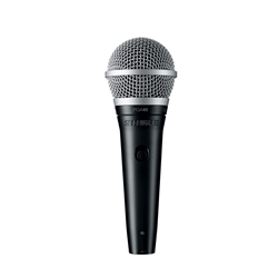 PGA48QTR Vocal Microphone with Switch & Cable