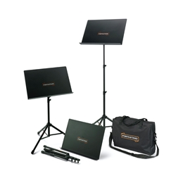 "Commoner 2.0 Music Stand 21"" X 14"" with Carry Bag"