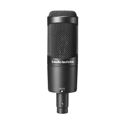 AT2050 Multi Pattern Side Address Condenser Microphone
