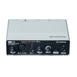 UR12 2x2 USB 2.0 Audio Interface with 1 D-PRE and 192 kHz Support